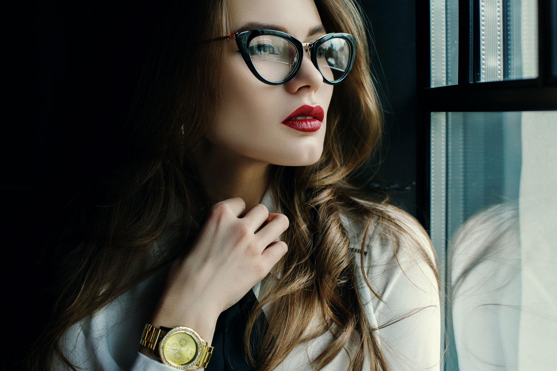 Kvinners mote metall hjerteformede farge speil solbriller